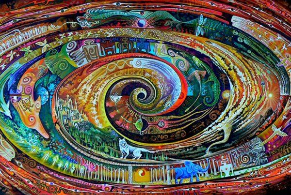 Спираль событийности Земли